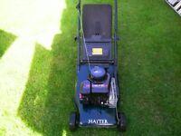 Hayter Hunter petrol rotary mower