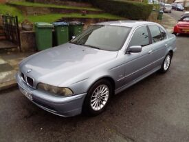 **Price Drop** 2002 Bmw 525D SE MOT Till July 2018