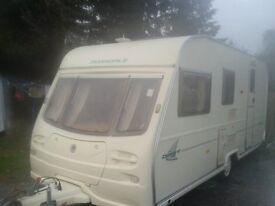 Avondale Dart 4 Berth Caravan 2003