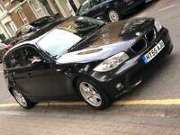 BMW 118d sports