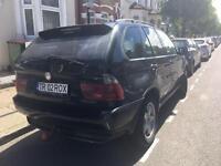 BMW X5 3.0d left hand drive Lhd 4x4 Africa export