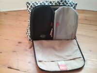 Pacapod baby changing bag, good condition!