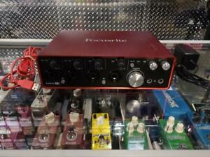 FOCUSRITE SCARLETT 18I8 *demo