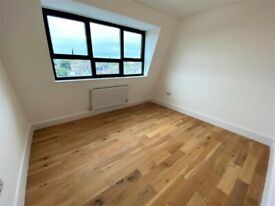 New Built immaculate and spacious One bedroom third Floor flat in Upton Park --No DSS please