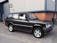 Land Rover Range Rover 2.5 DSE Automatic (P38, BMW turbo diesel engine), may PX or Swap