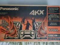 PANASONIC 1700 watt stereo see pictures