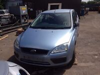 FORD FOCUS TDI CAR BREAKING FOR SPARES
