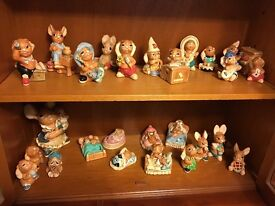 Various Pendelphin Rabbits