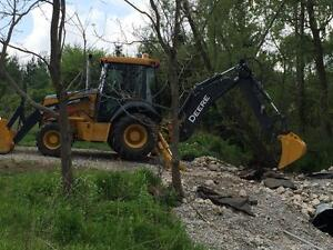 Backhoe Services for Hire London Ontario image 2