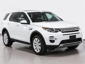 2016 Land Rover Discovery Sport HSE Luxury @ 2.9% INTEREST CERTI