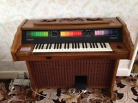 Electric organ, FREE must collect