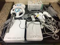Wii Nintendo Console complete full+Games (Very Chip!!!)