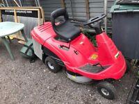 Honda Ride-On Mower 1211