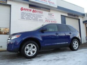 2014 Ford Edge SEL AWD LEATHER NAV