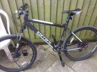 For sale, carrera vengeance adults bike
