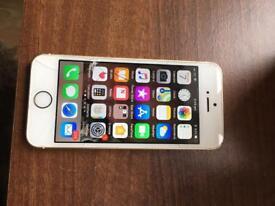 iPhone se 16gb on EE