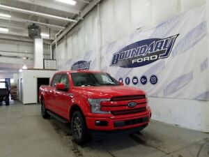 2018 Ford F-150 Lariat Sport 502A