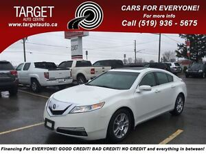 2010 Acura TL Great Looking Vehicle Very Clean !!!