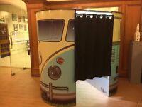 Photobooth business plus Renault kangoo
