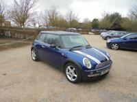 Mini Hatch Cooper Cooper 3dr (blue) 2002