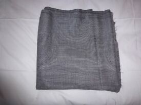 Various clothing fabric lengths
