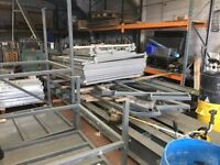 STEEL MEZZANINE FLOOR FOR SALE
