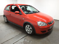 2006(06)VAUXHALL CORSA 1.0 ACTIVE BRIGHT RED,VERY LOW MILES,NEW MOT,CLEAN CAR,GREAT VALUE