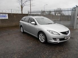 2008 MAZDA6 2.0 TS2 5dr / Estate / FINANCE AVAILABLE / HPi CLEAR