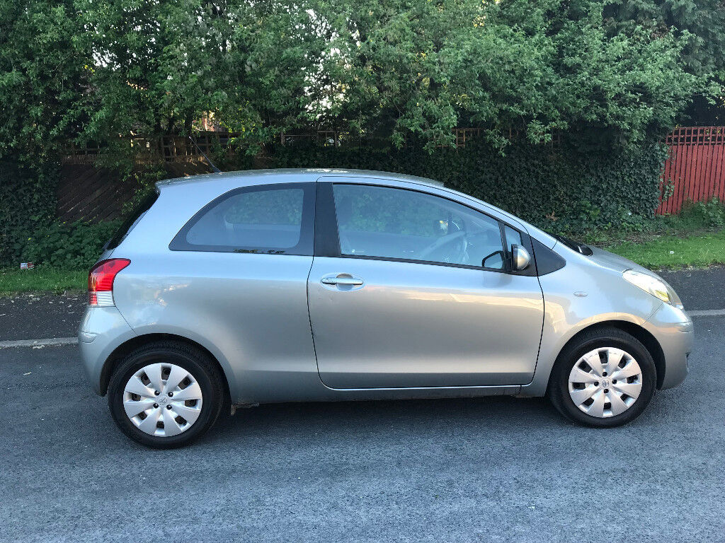 2009 Diesel Toyota Yaris Tr D4D,only £20 a year road tax | in Longsight,  Manchester | Gumtree
