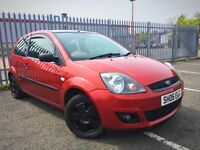 QUICK SALE Ford Fiesta facelift, 1.2, 2006, low mileage