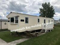 Haven Weymouth Bay Caravan to hire 3 bedroom