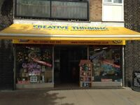 10 NEWNHAM PARADE TO LET - RENT. A1 RETAIL PREMISES. CHESHUNT