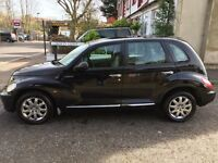 2006 Chrysler PT Cruiser 2.2 CRD Limited 5dr HPI Clear @07445775115@ 07725982426@