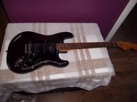 fender modern players stratocaster hsh