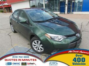 2016 Toyota Corolla LE | ONE OWNER | CAM | BLUETOOTH