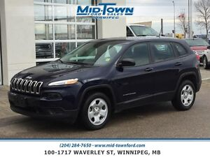 2014 Jeep Cherokee FWD 4dr Sport