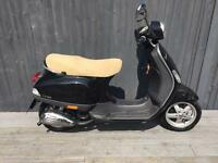 Piaggio Vespa lx 50cc one owner from new full logbook mot 695 Ono