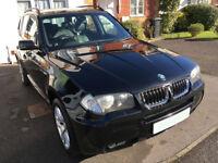 2005 BMW X3 3.0L Diesel M SPORT AUTO