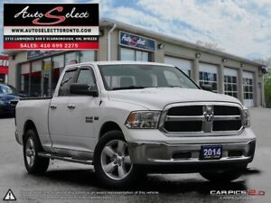 2014 RAM 1500 4x4 ONLY 101K! **5.7L V8 HEMI ENGINE** CLEAN CA...