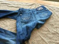 Genuine Rock and republic jeans size 10