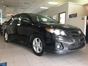 2013 Toyota Corolla S SPORT BLUETOOTH A/C MAGS JUPE