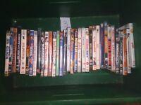 Lot of dvds (lot c) swindon
