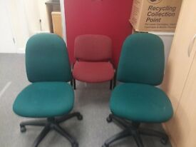 Office Chair-Free to Collector-Good Condition