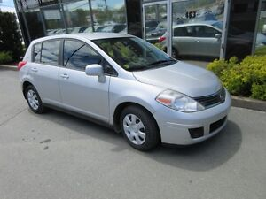 2007 Nissan Versa 5DR HATCH AUTOMATIC