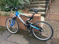 adult bicycle for sale £90. needs servicing