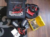ROBIN DIGITAL INSULATION-CONTINUITY TESTER, KMP 3075DL