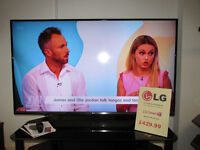 "EX DISPLAY LG 55"" ULTRA 4K SMART LED TV."