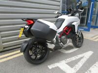 Ducati Multistrada S Touring - Popular Colour!