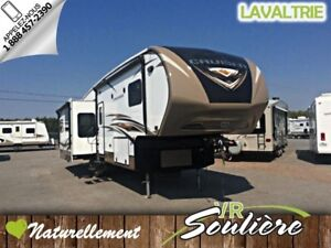 2015 Cruiser by Crossroads RV 333RL