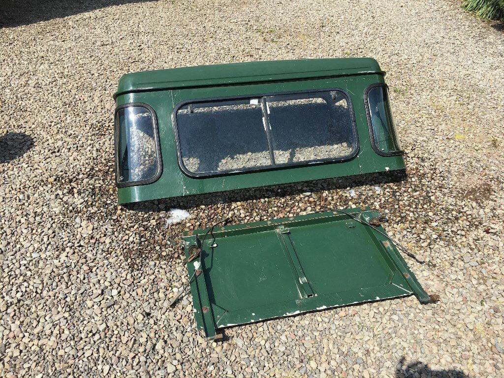 Land Rover Defender 90 Truck Cab with Ifor Williams canopy | in Brechin,  Angus | Gumtree